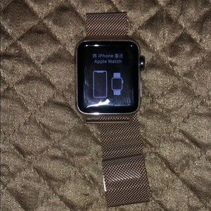Series 2 Apple Watch 38mm